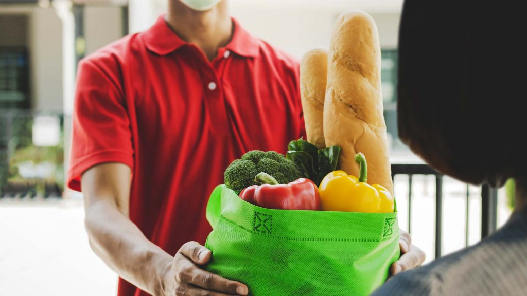 fresh groceries online delivery
