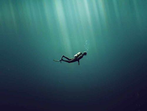 open water diver certification